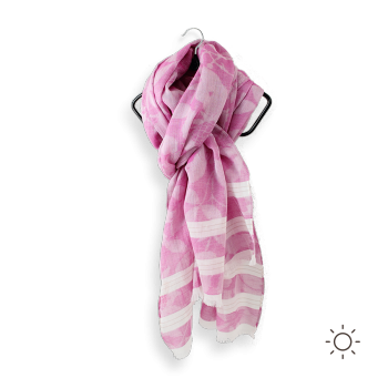 COTTON CHECHE BARCARES PINK