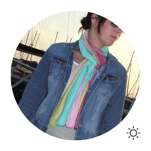 Cheche-femme-coton-modal-multicolore-Nautilus-2A
