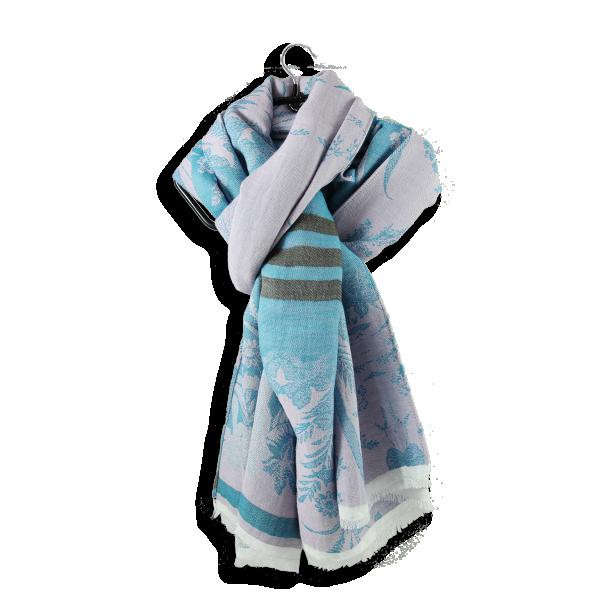 Cheche-femme-coton-modal-soie-violet-bleu-Astrance-3A