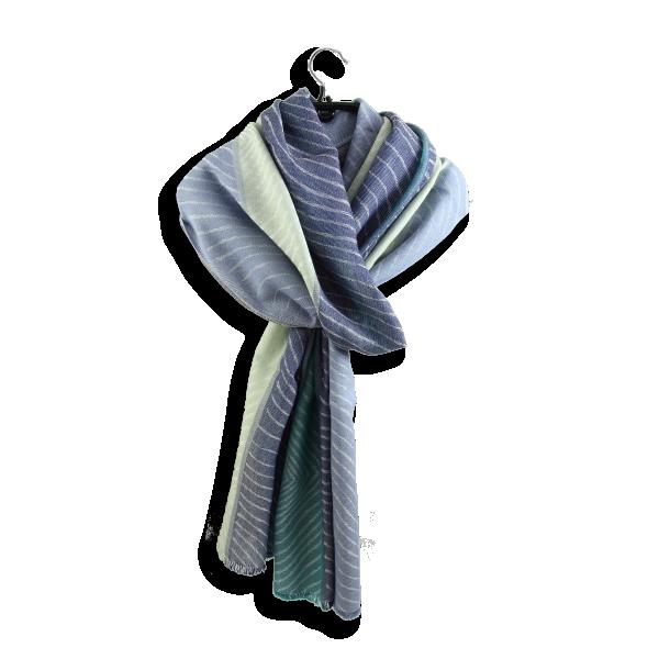 Man-stole-cotton-modal-Brigantin-blue-2A