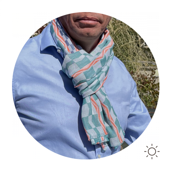 Cheche-homme-hestia-coton-modal-canard-4A