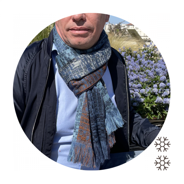 Echarpe-homme-janeiro-laine-bleu-jean-1A