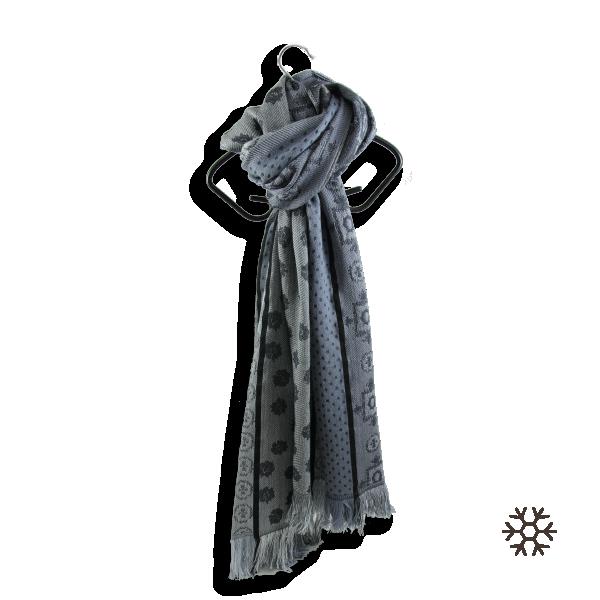 Echarpe-femme-laine-modal-gris-venus-4A