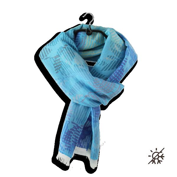 Etole-Cheche-femme-coton-modal-columbia--bleu-violet-3
