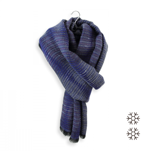 Etole-bleu marine-homme-coton-laine-Libretto