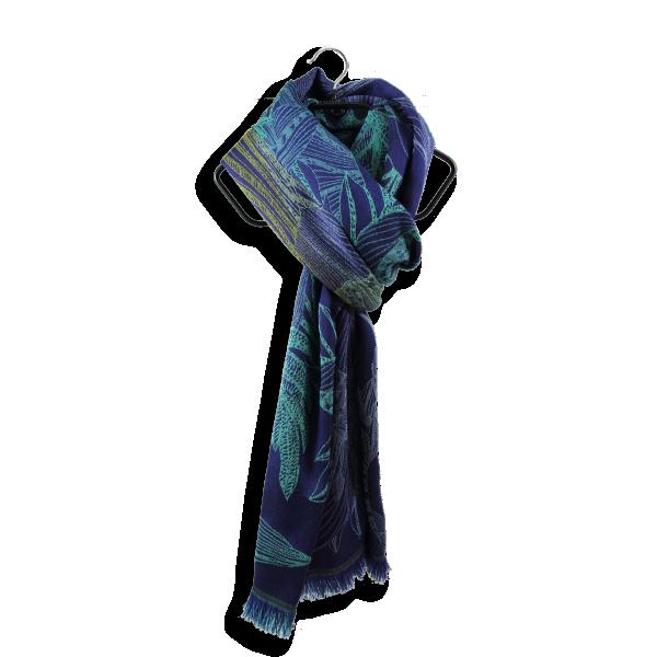 Echarpe-femme-laine-soie-coton-bleu-electrique-Venise-3A.png