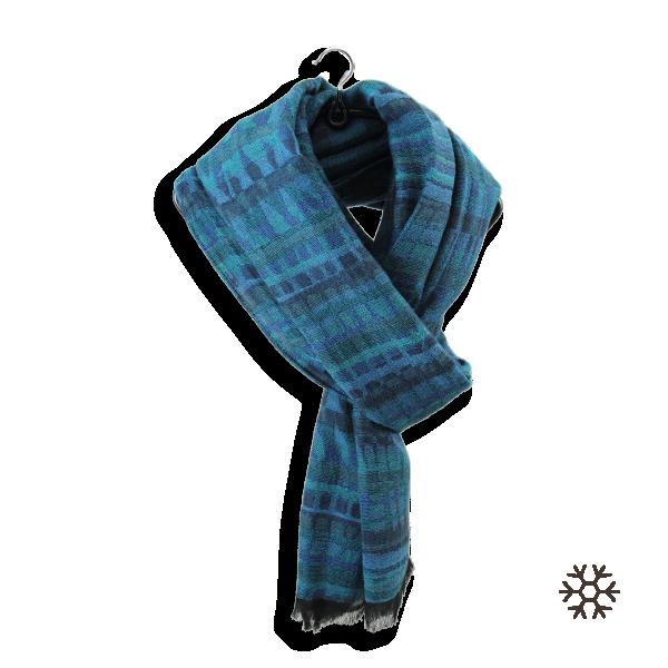 Etole-homme-bleue-modal-coton-laine-Cromagnon-3A