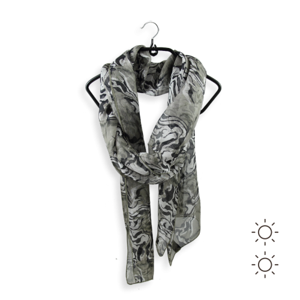 Foulard-femme-peau-de-bete-soie-gris-beige-4A