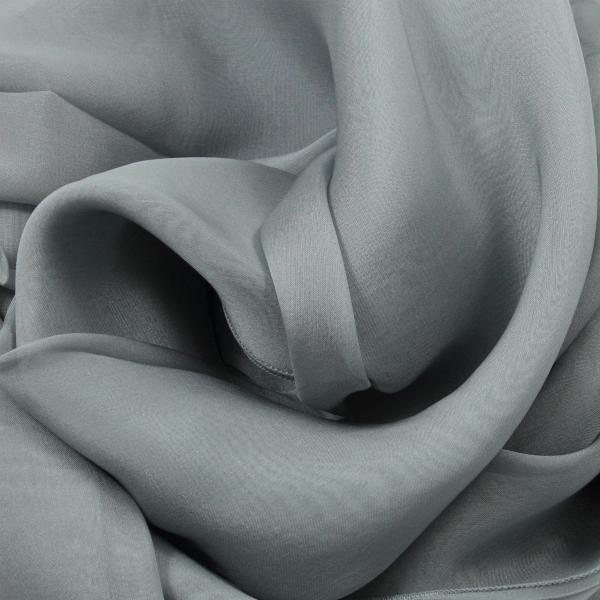 Etole-femme-soie-mousseline-gris-5A