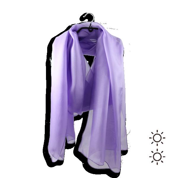Stole-scarf-silk-chiffon-woman-purple-302C