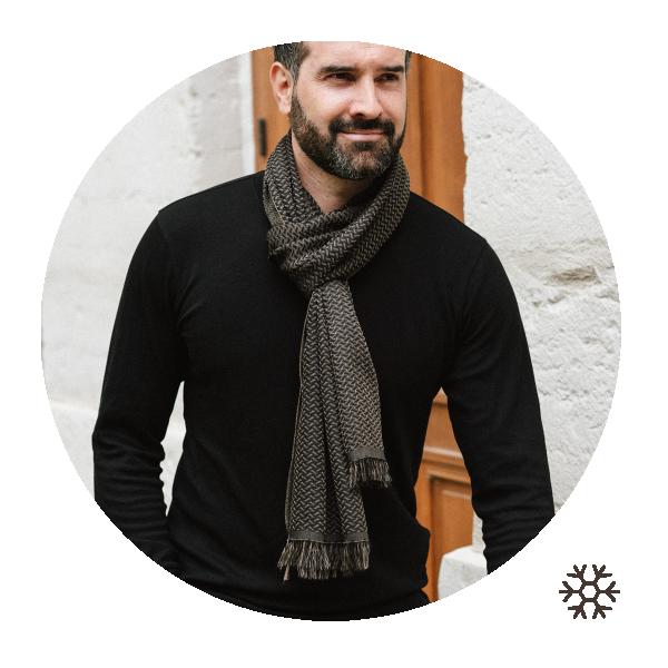 Scarf-man-cashmere-silk-thales-black-4A