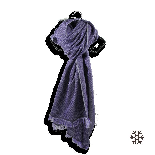 Scarf-man-cashmere-silk-thales-purple-3A