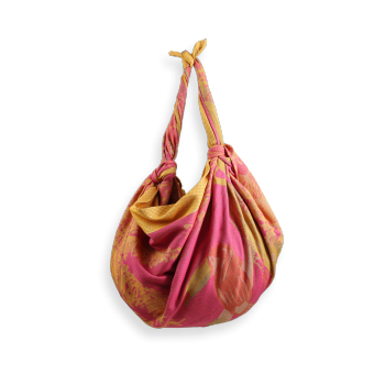 SHIKI BAG ABI PINK AND YELLOW