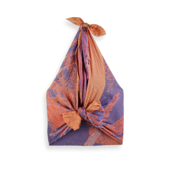 SHIKI BAG ABI PURPLE AND ORANGE