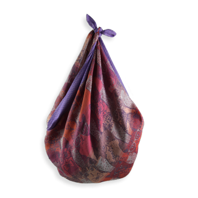 SHIKI BAG CATHY RED AND ORANGE