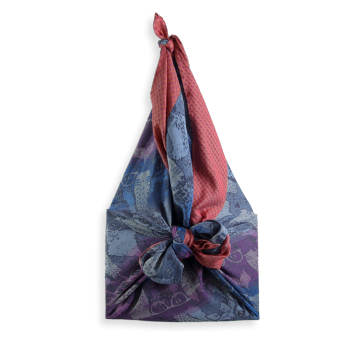 SHIKI BAG CATHY RUST AND PURPLE