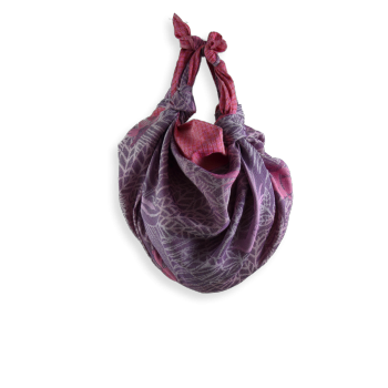 SHIKI BAG CHRISTELLE PURPLE AND PINK