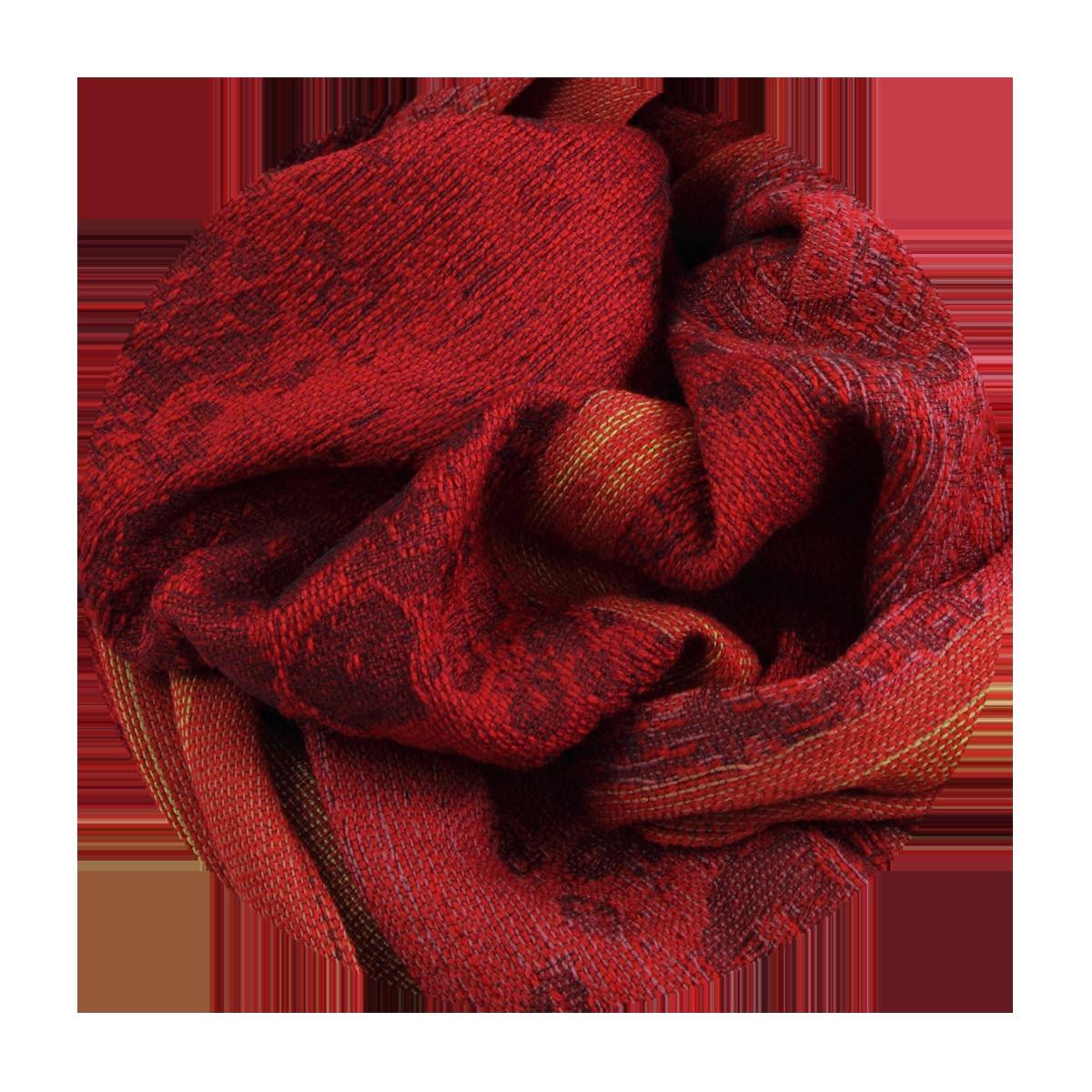 belle charpe femme rouge en laine et soie ultra douce. Black Bedroom Furniture Sets. Home Design Ideas